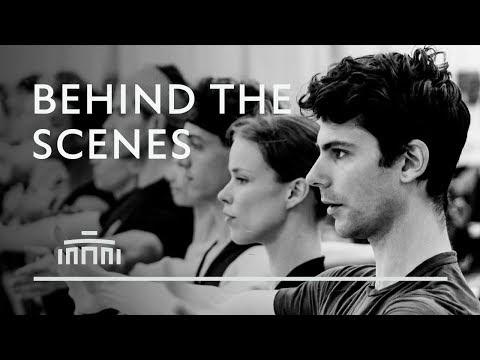 Het Nationale Ballet en WENDE! Bekijk de Behind the Scenes!