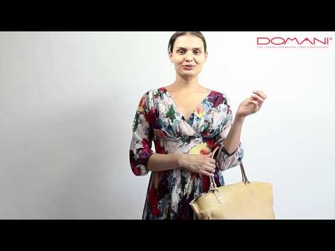 Gillian / Обзор женской сумки Gillian/ Обзоры итальянских сумок от Domani.ru