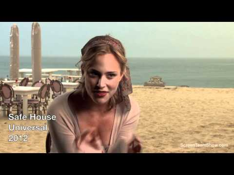 Nora Arnezeder  HD  Safe House