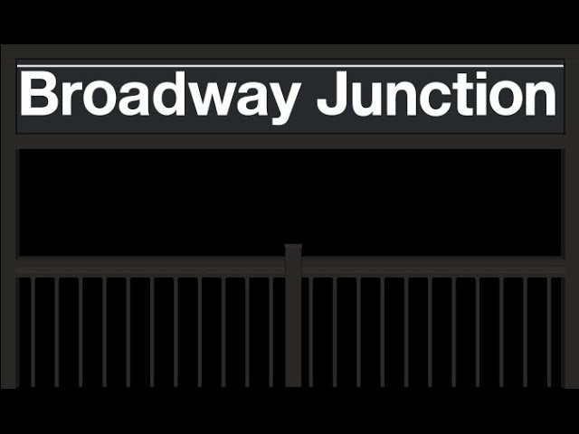 BMT Jamaica Line: Broadway Junction