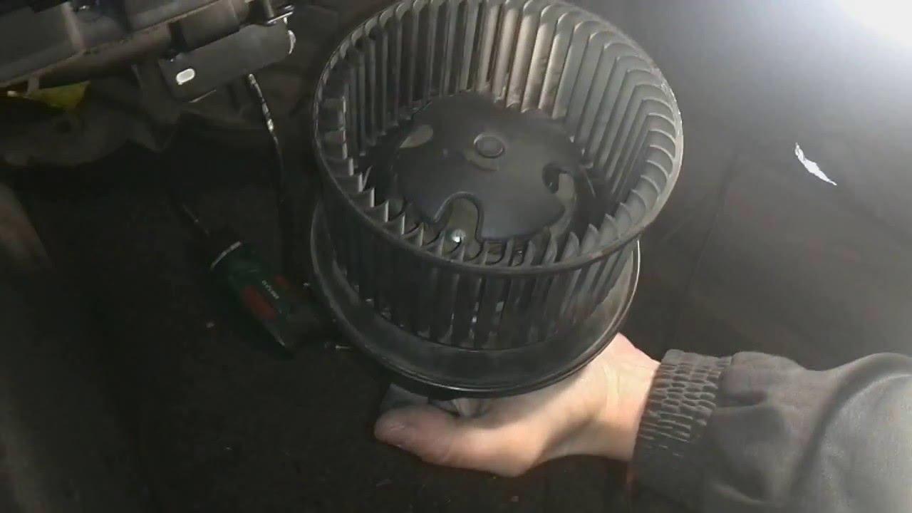 Ремонт моторчика печки рено степвей Замена рабочего цилиндра сцепления фф1