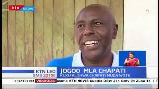 Jogoo wa kifahari mwenye anapenda kula chapatti na kuku | KTN Leo