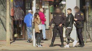 La policía interviene en la última bronca de Isa Pantoja y Omar Montes