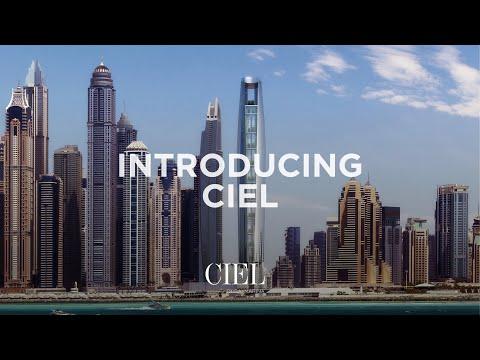Ciel Tower, Iconic Location in Dubai Marina