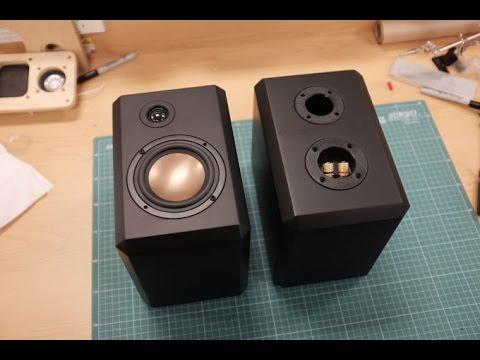 Overnight Sensations' Speaker Build – Jeremy Young Design