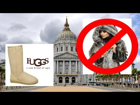 The San Francisco Fur Ban :: Uggs are still ugly