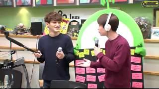 Video [EXO]D.O&CHEN(DANCING ICE CREAM CAKE(RV)-FUNNY😂😂 download MP3, 3GP, MP4, WEBM, AVI, FLV April 2018