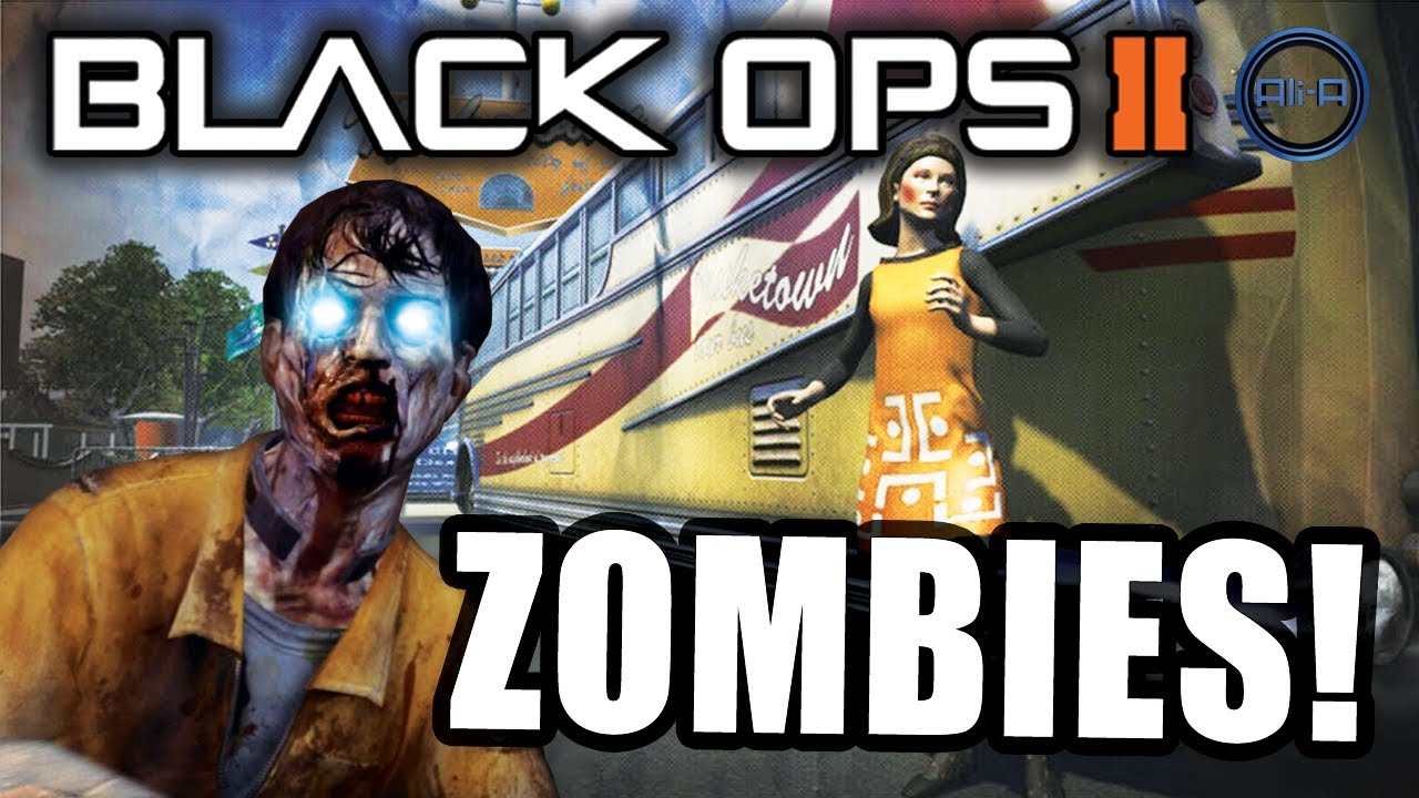 Black Ops 2 - ZOMBIES ...