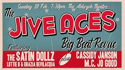 The Jive Aces Big Beat Revue - London Special at The  Aldwych Theatre