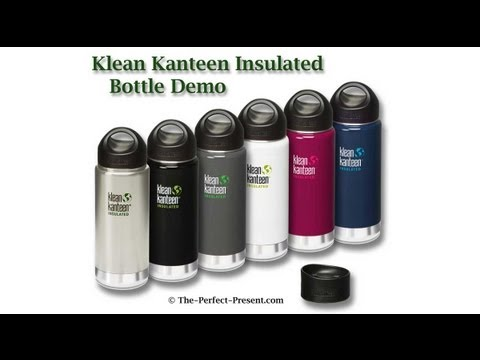Klean Kanteen Insulated Bottles