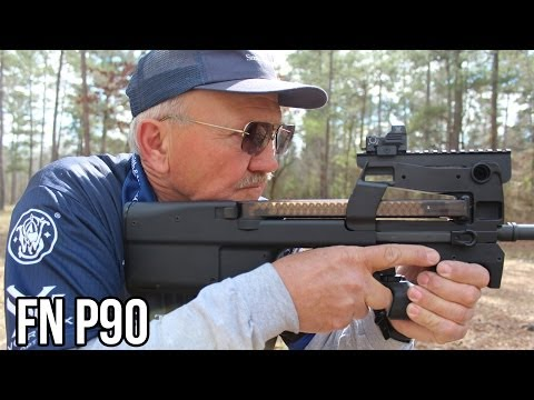 Solving the Russian invasion with the FN P90!