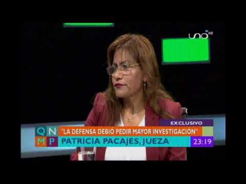 Entrevista completa a la Jueza Patricia Pacajes en QNMP confirma el Audio!!! thumbnail