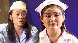 Trêu Nữ Y Tá Xinh Đẹp - Hài Kịch Hoài Linh, Chí Tài Hay Nhất Việt Nam