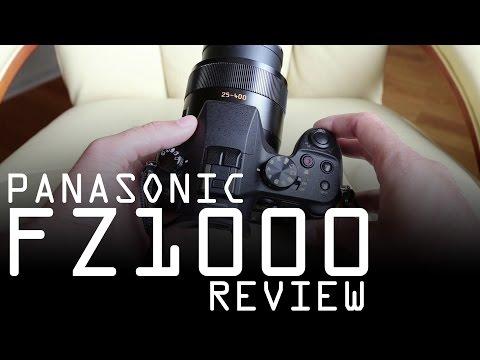 Panasonic DMC-FZ1000 review