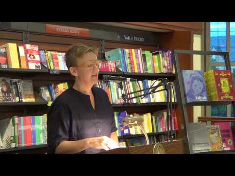 Katherine Hedeen Reading at the Hammes Campus Bookstore