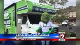 Legalizing Marijuana: Pot laws in Colorado