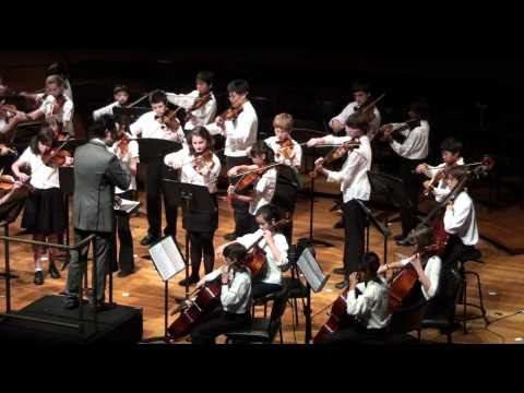 Mamma Mia - ABBA - Chamber Strings - Sydney Youth Orchestra - SYO