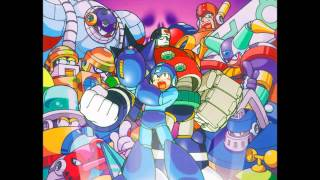 "A BGM from ""Rockman 8: Metal Heroes"" that plays during a cutscene i..."