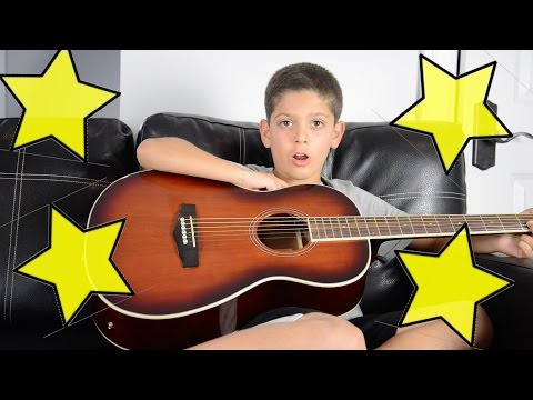 How to Play Twinkle, Twinkle Little Star on Guitar