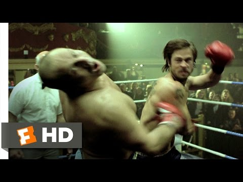 One-Punch Mickey - Snatch (4/8) Movie CLIP (2000) HD