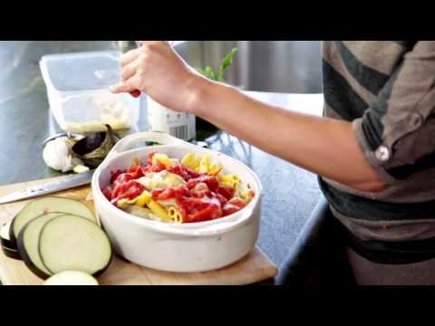 How to Cook Vegetarian Italian Casserole