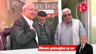 Sivas MHP Milletvekili ve 1.Sıra Adayı Celal Dağgez Seçim Tanıtım