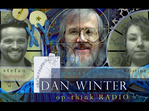 Op-Think Radio with Dan Winter - Gravitational Waves of Bliss