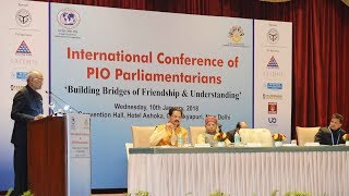 President Kovind addresses International Conference of PIO Parliamentarians