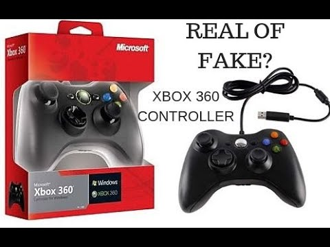 XBOX 360 WIRED REMOTE REAL OR FAKE? (HINDI) UNBOXING