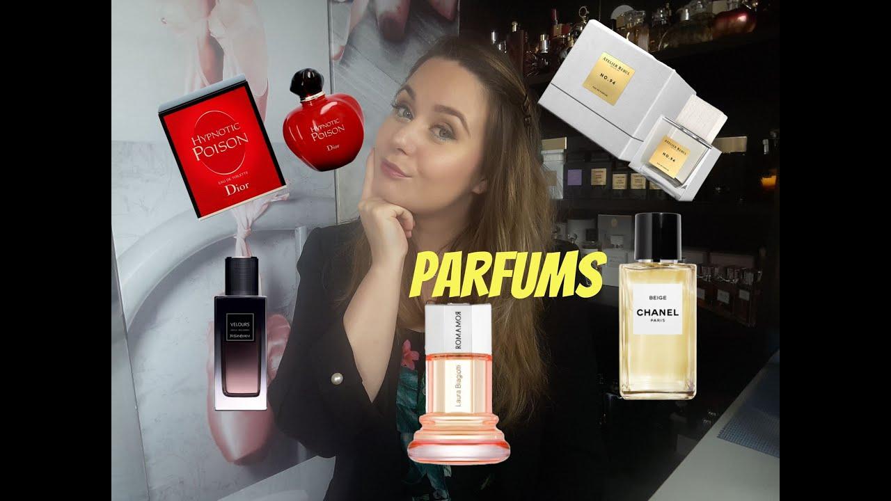TAG : UN PARFUM, UNE SITUATION/ HUMEUR | PERFUME MOOD TAG !