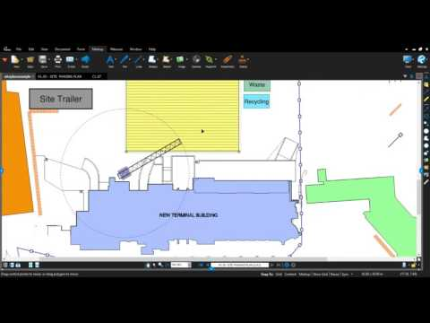 Site Planning and Coordination with Bluebeam Revu