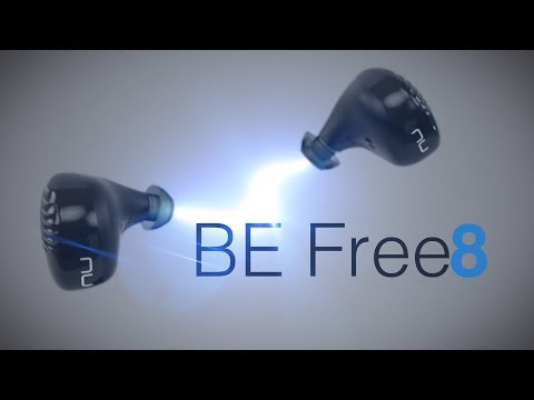 BE Free8 - Premium true wireless Bluetooth in-ear headphones