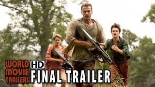 Insurgent Official Final Trailer 'Stand together' (2015) - The Divergent Series HD