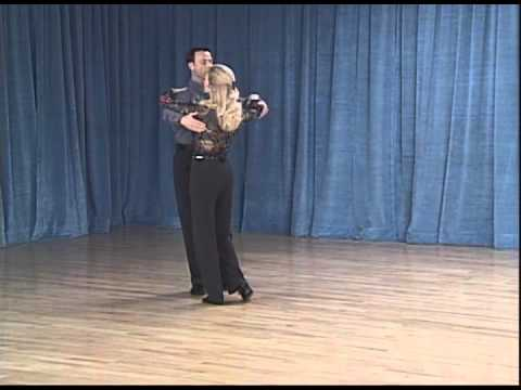 International Style Standard Bronze Waltz Variations & Techniques