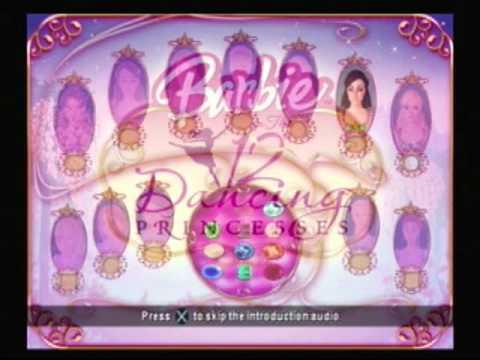 Let 39 s play barbie in the 12 dancing princesses 2 youtube - Barbie 12 princesse ...