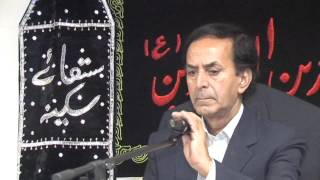 Dr.Hilal Naqvi  in Calgary 1st December, 2013 2017 Video