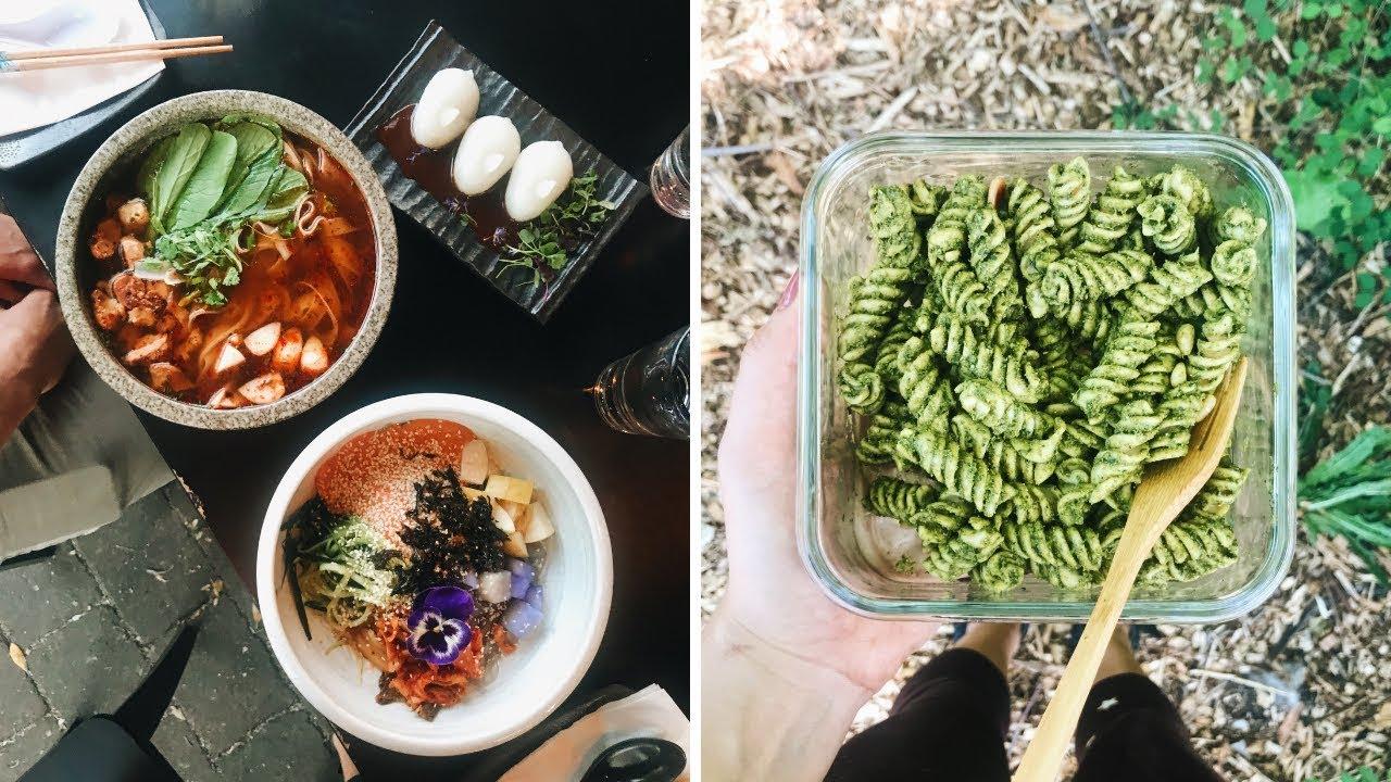 What I Ate as a Vegan (+ a Garden Tour!)