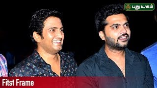 Santhanam Is Joining With Simbu Again?