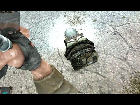Сталкер народная солянка как отремонтировать бронекостюм видео
