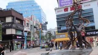 My Travel Diary: Busan - Nampo-dong