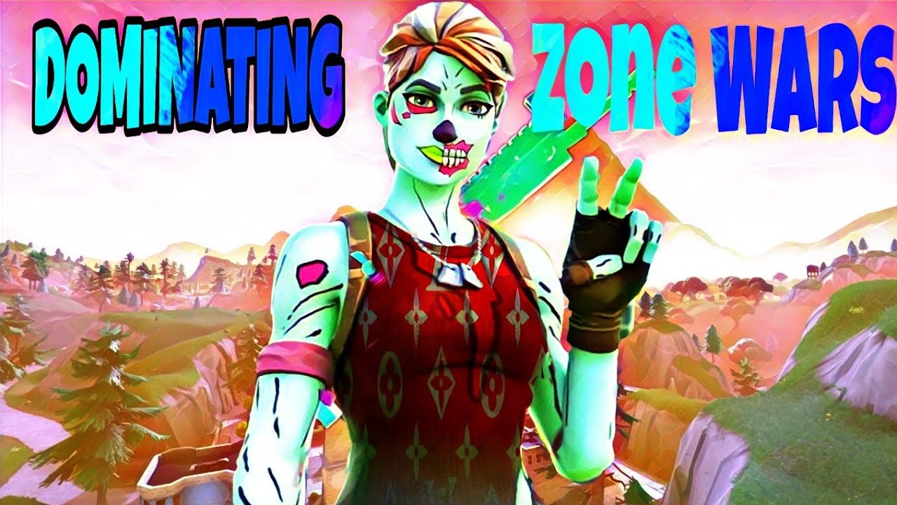 BEST HIGH PING PLAYER - ZONE WARS #FORTNITE #BH #Tfue
