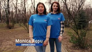 Monica Rosu te invita sa alergi la Bucharest10K & FAMILY RUN 2016