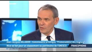 TV5MONDE : Nice au patrimoine mondial de l'UNESCO ?