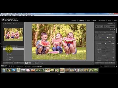 how to add presets to lightroom youtube