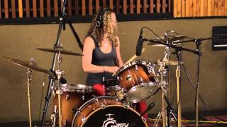 "Alana Dym ""You Enjoy Myself"" Phish Drum Cover"