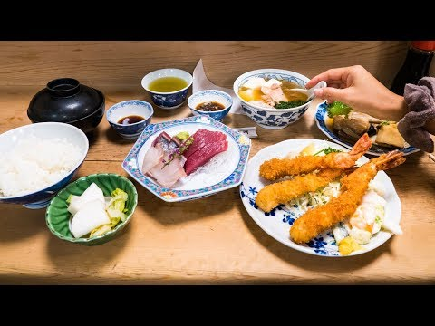 Japanese Food Tour - HIDDEN-GEMS in Tokyo, Japan | Breakfast