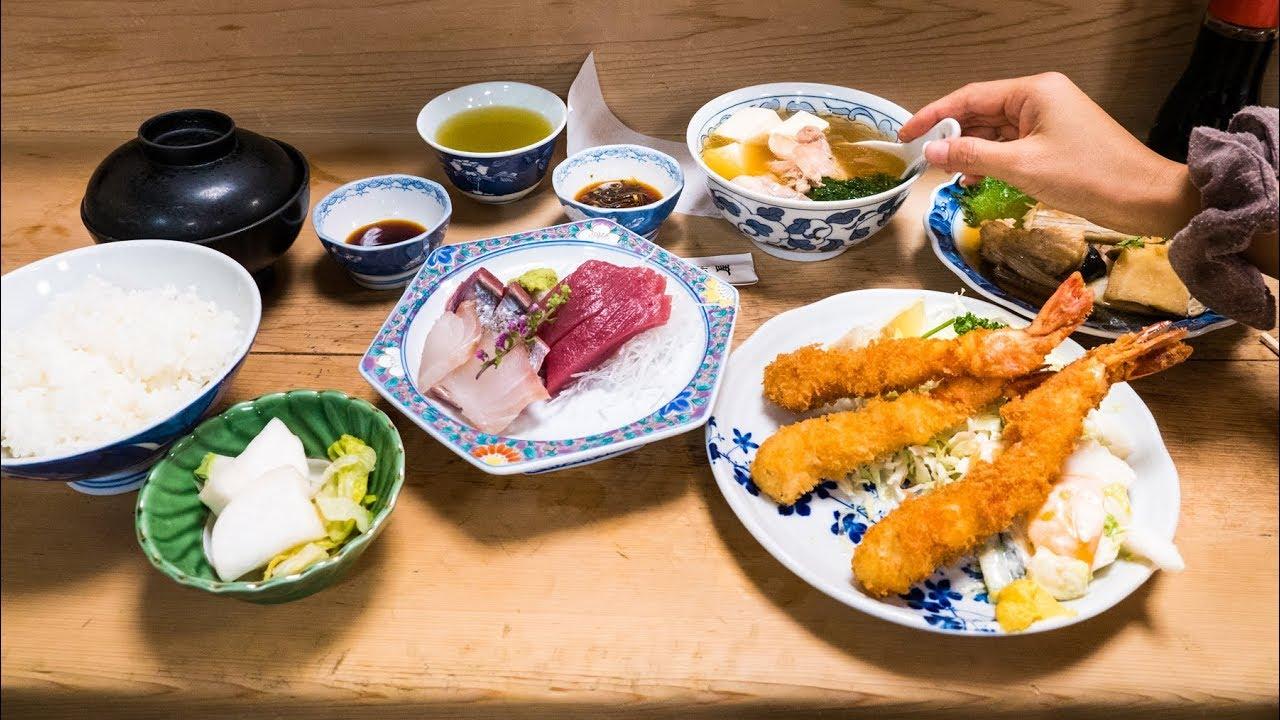 Japanese Food Tour - HIDDEN-GEMS in Tokyo, Japan ...