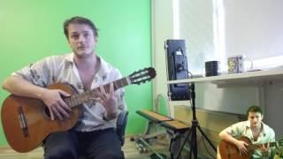 Блюз на гитаре ПОДРОБНЫЙ УРОК 🎸 школа гитариста