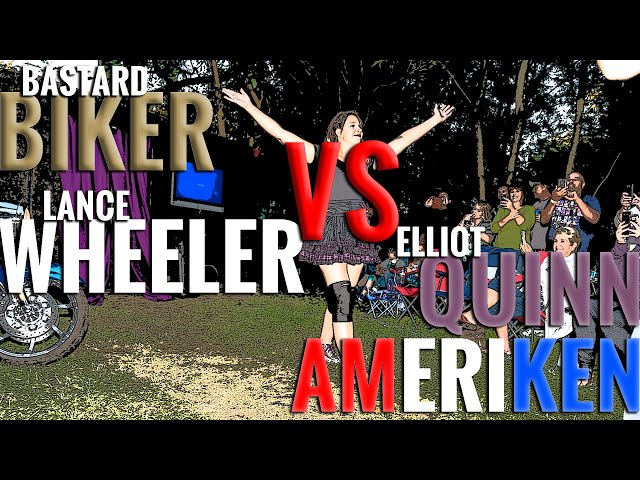 BYB 2016 - Lance Wheeler & The Bastard Biker vs. Elliot Quinn & AmeriKen