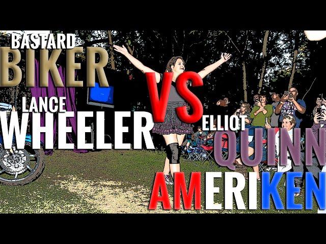 BYB 2016 - Lance Wheeler & The Bastard Biker vs. Elliot Quinn & AmeriKen